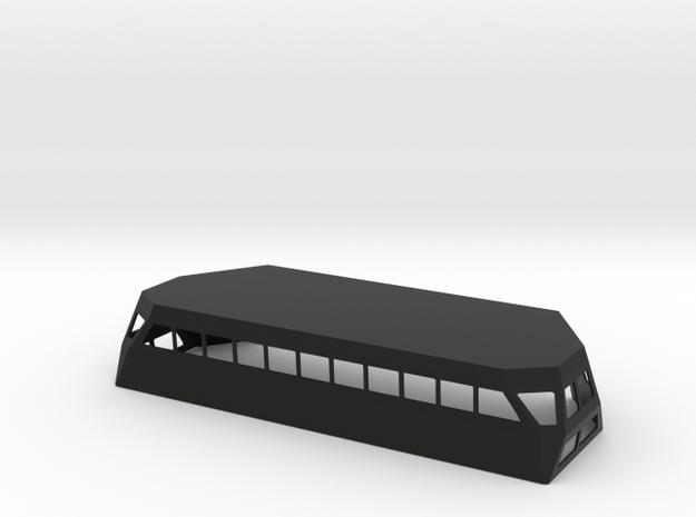 1/96 Nansen Bridge in Black Natural Versatile Plastic