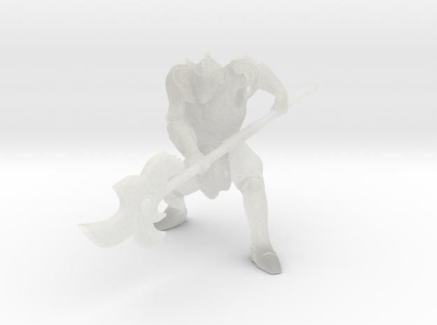 Mech Samurai - Spear 3d printed