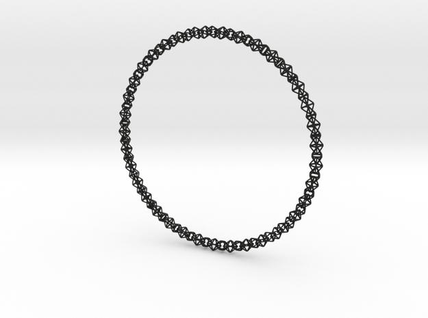 Octahedralink Necklace 3d printed Octahedralink Necklace WSF