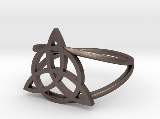 Triquetra Ring (choose size)