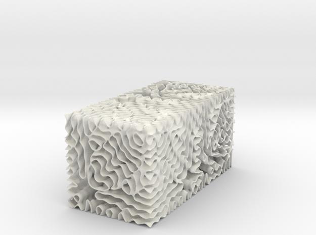 Labyrinth Totem 150mm 3d printed