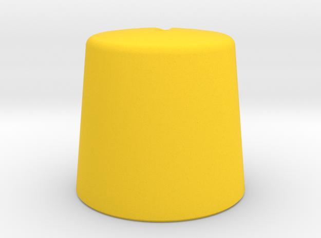 Tivoli Hi-Fi Knob 3d printed