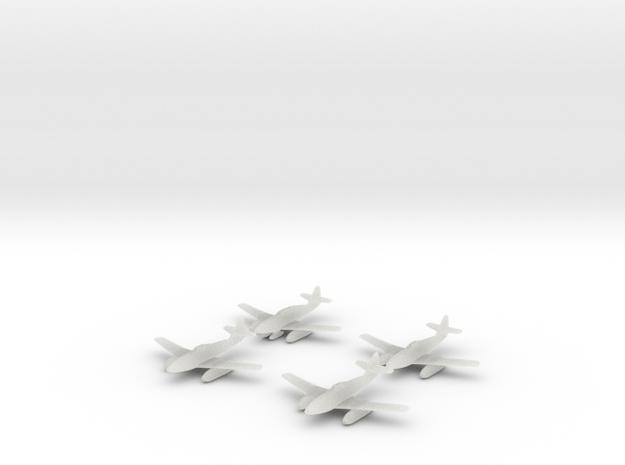 1/600 Me 262 x4 (FUD)