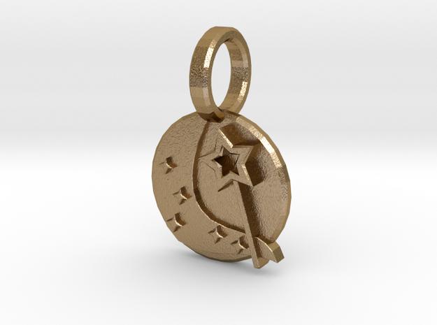 Trixie Pendant 3d printed