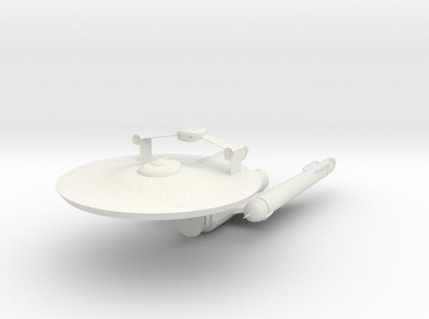 2500 Ulysses class TOS in White Natural Versatile Plastic