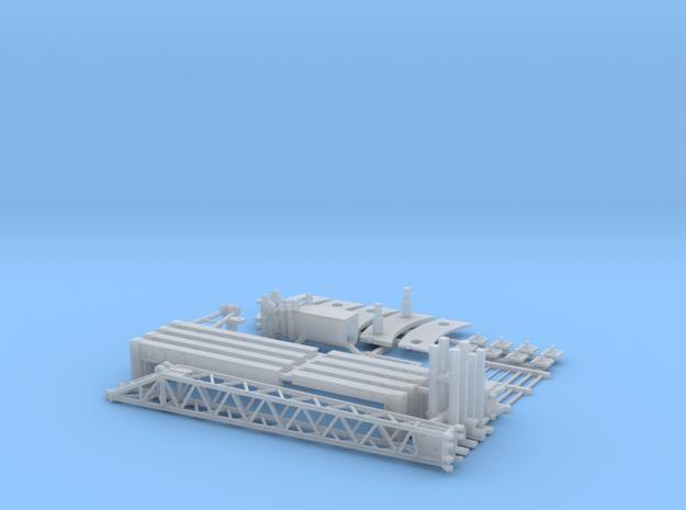 1:87 crane, 70to, addon - Erweiterung Autokran 70t 3d printed