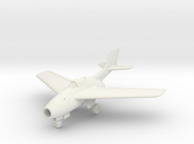 (1:144) Focke-Wulf FW P/V3 in White Natural Versatile Plastic