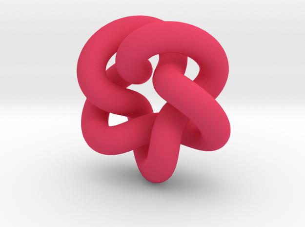Cinquefoil Knot 2inch 3d printed