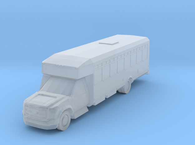 1/400 Eldorado Aero Elite Shuttle Bus Ford F550 in Smooth Fine Detail Plastic