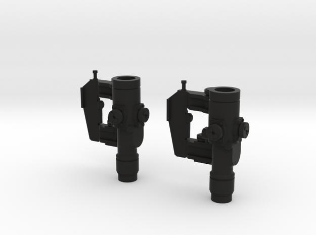 1/6 scale Russian PK-A optics X2 3d printed