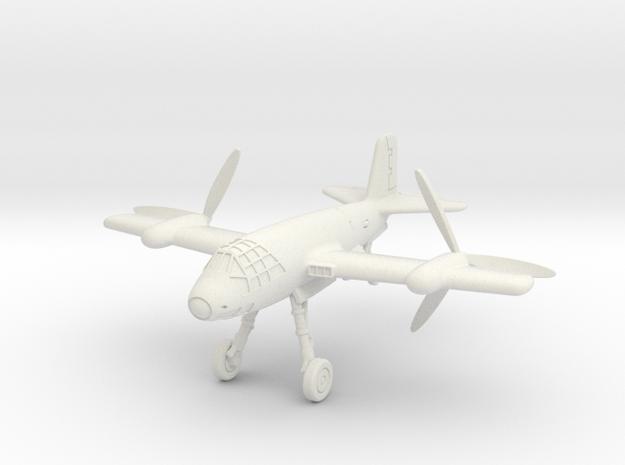 (1:144) Focke Achgelis 269 (Rotor Back) in White Natural Versatile Plastic