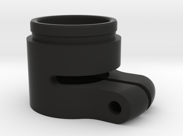 Feedneck Extension for Empire/Inception based feed in Black Natural Versatile Plastic