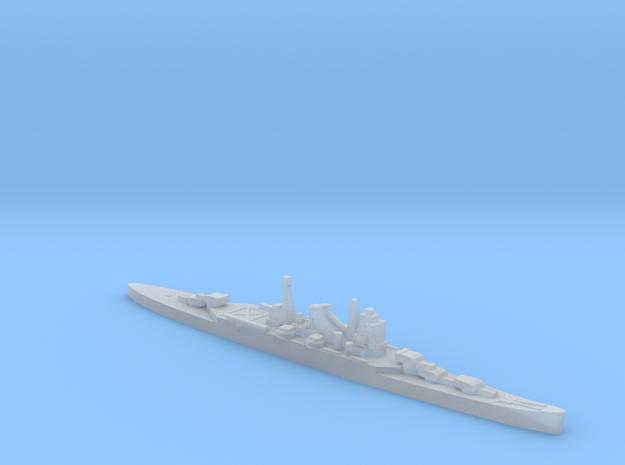 IJN Mikuma cruiser 1940 1:2400 WW2 in Smoothest Fine Detail Plastic