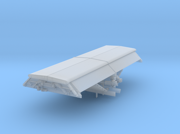 PAA43 BIS Sand Hopper top conversion, in Smooth Fine Detail Plastic