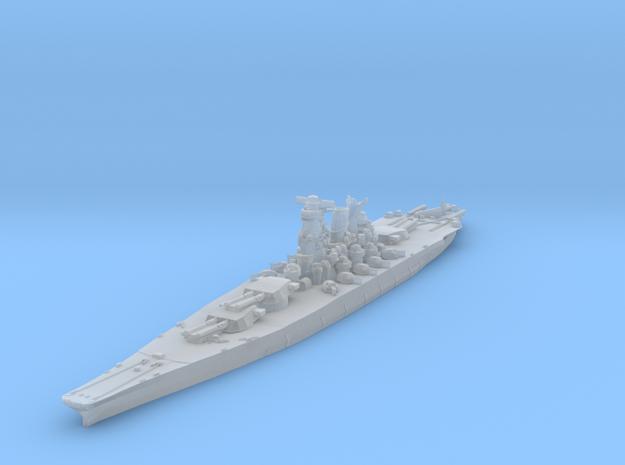 IJN Super Yamato A-150 battleship 1/2400