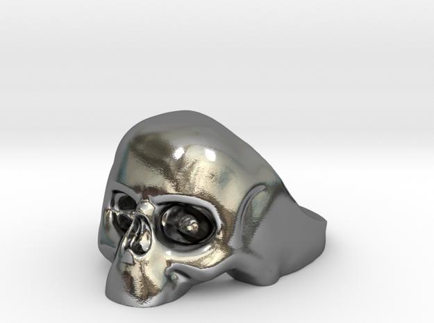 skull ring 7.5
