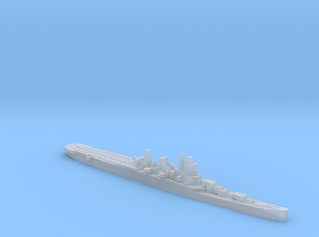 IJN Mogami cruiser 1944 1:2400 WW2 in Smoothest Fine Detail Plastic