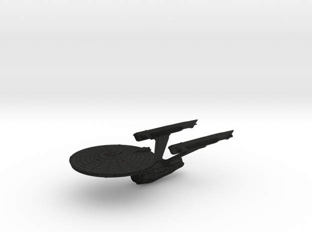 Earth Heavy Cruiser 001 3d printed