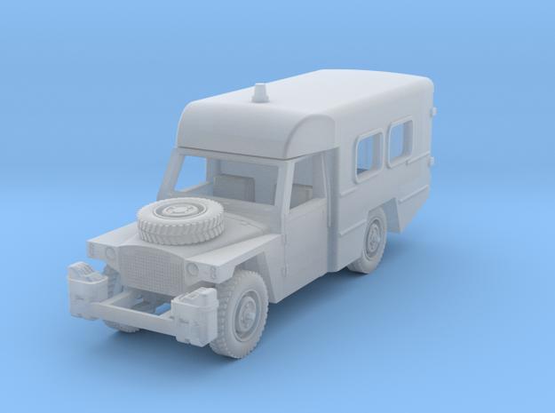 Land Rover Santana 109 Ambulancia-72-Proto-01 in Smoothest Fine Detail Plastic
