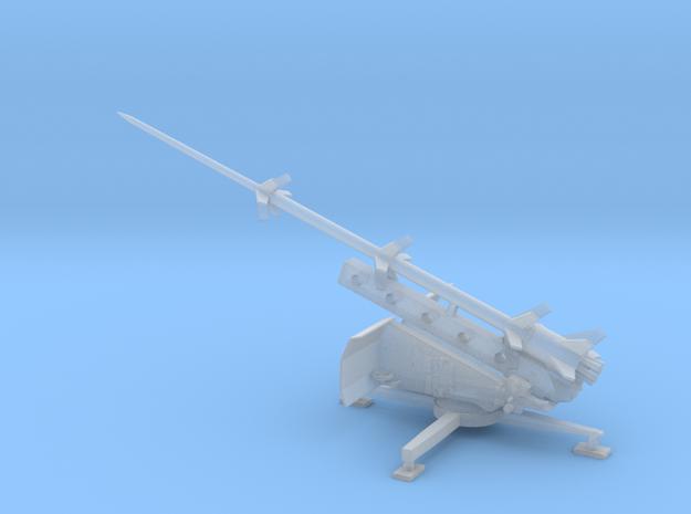 1/144 Scale German Missile Laucher RT-BI RHEINBOTE in Smooth Fine Detail Plastic