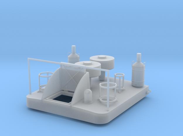Kombüsendach S100 1 to 40 in Smoothest Fine Detail Plastic