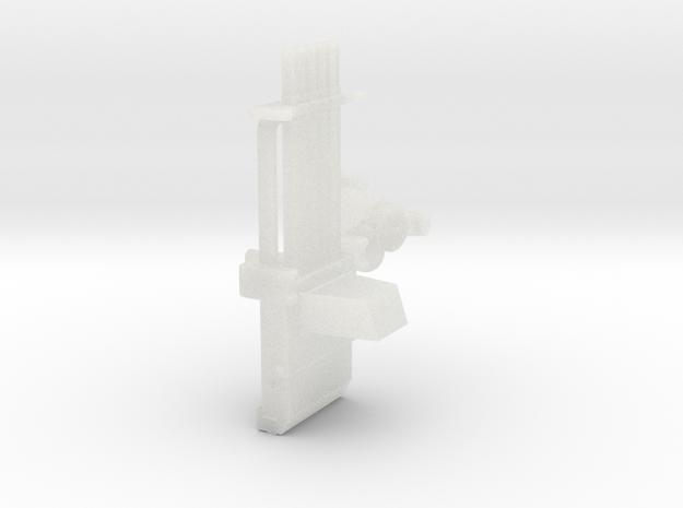 Nordenfeldt 1-60 in Smooth Fine Detail Plastic