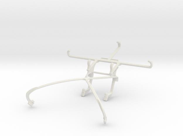 Controller mount for Shield 2015 & Xiaomi Mi CC9e in White Natural Versatile Plastic