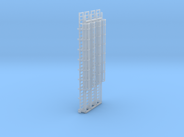 N Scale Cage Ladder 60mm (Platform)