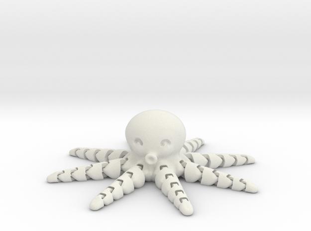 Cute Articulated Mini Octopus
