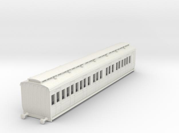 o-76-gcr-baggage-composite-coach in White Natural Versatile Plastic