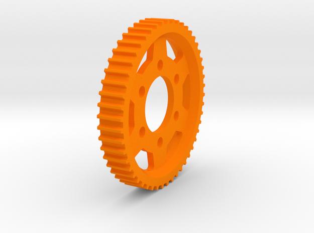 SB5 Rear Belt Pulley Version 1 3d printed