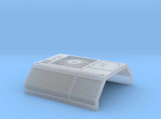 MP36PH-3C HEP Hatch (N - 1:160) in Smoothest Fine Detail Plastic