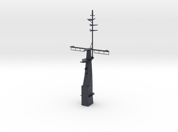 1/72 Secretary Class (Hamilton) - Front Mast in Black PA12