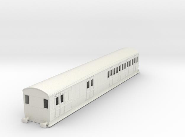 0-32-secr-iow-d171-brake-third-coach in White Natural Versatile Plastic
