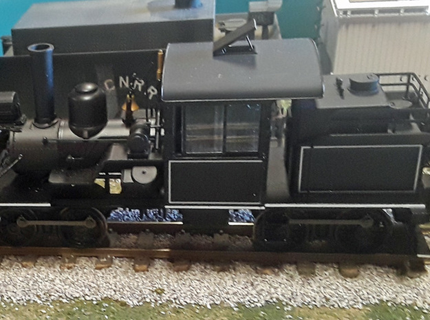 On30 steam dynamo - Four (4) pack in Smoothest Fine Detail Plastic