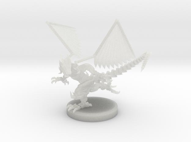 DragonMech 3d printed