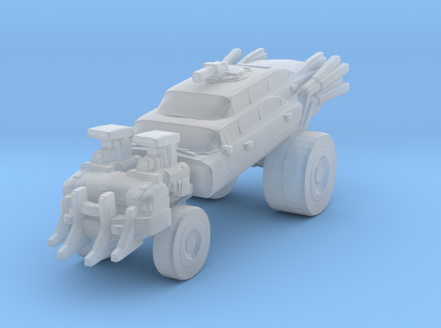 Mad Max Gigahorse V2 in Smooth Fine Detail Plastic