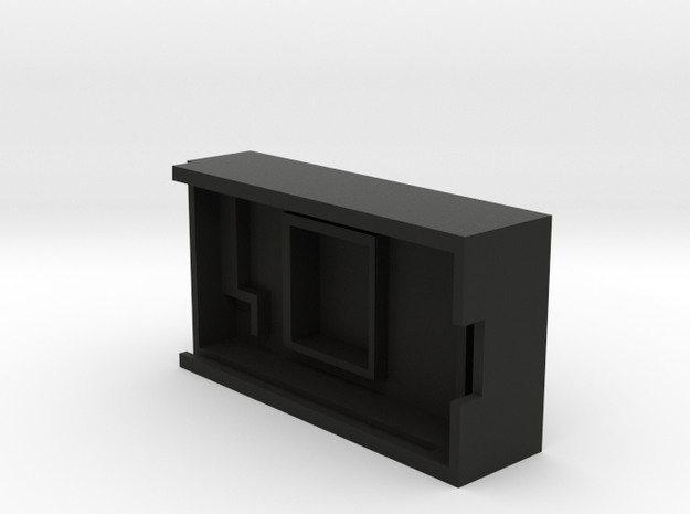 Mark II Dna-case in Black Natural Versatile Plastic
