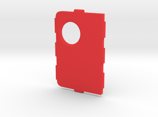 Mark IV Cover - Bottom Feeder in Red Processed Versatile Plastic
