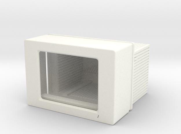 Applecolor Monitor - A in White Processed Versatile Plastic