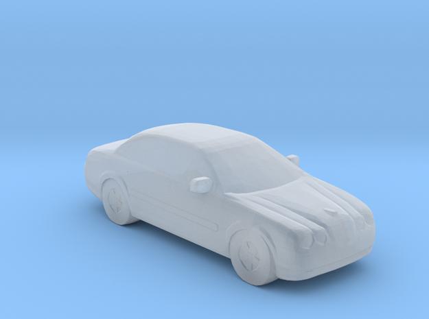 Jaguar S type 1998 in Smooth Fine Detail Plastic
