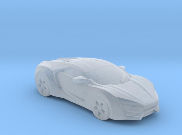 Lykan hypersport in Smooth Fine Detail Plastic