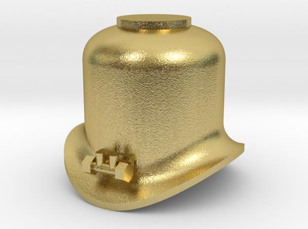 zanddom 2100 in Natural Brass
