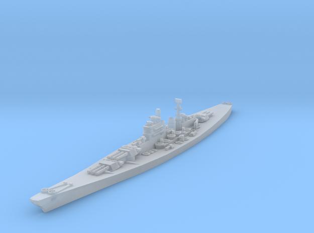Soviet Project 24 Battleship 1/1800 in Smooth Fine Detail Plastic