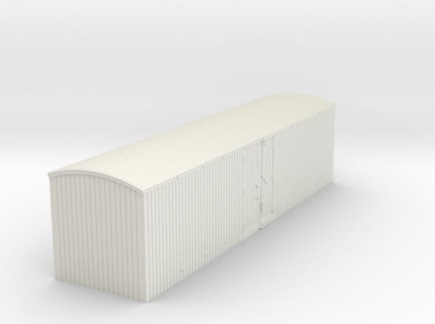 VR NT(O/1:48 Scale) in White Natural Versatile Plastic