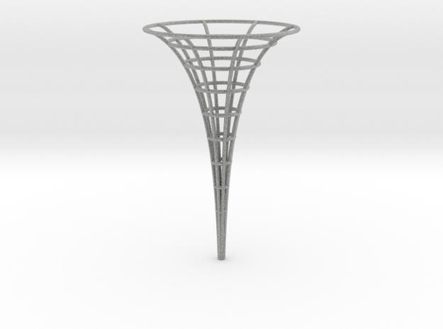 Pseudo-sphere 3d printed