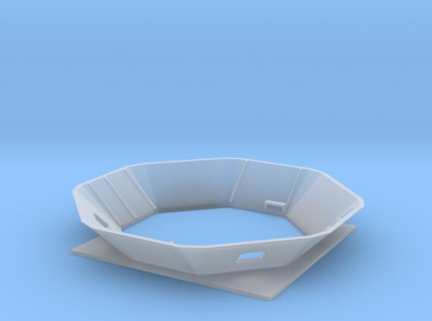 1: 64 S Scale SX80/90 Series Manual Fold Bin Exten in Smooth Fine Detail Plastic