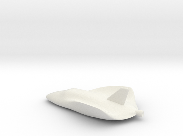 Lifting Body Spacecraft 3d printed