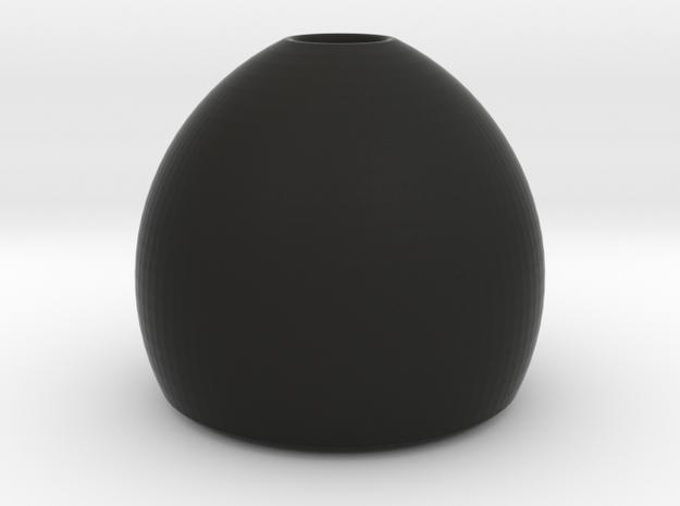 B4E1 Begleri for Everyone! in Black Natural Versatile Plastic: Large