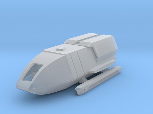 1/350 TFF Galileo 5 Shuttlecraft w/Interior in Smooth Fine Detail Plastic
